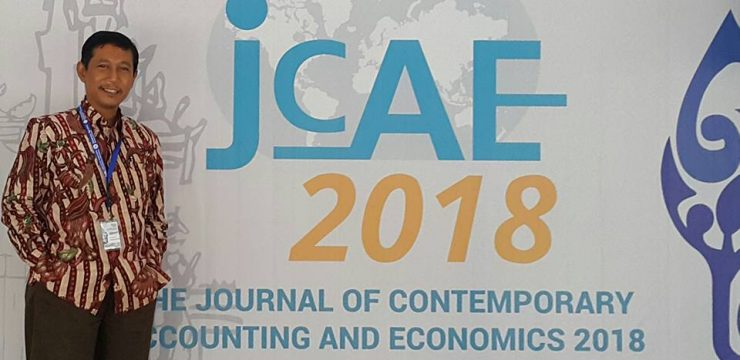 Penelitian Perpajakan dalam The Journal of Contemporary Accounting & Economics 2018
